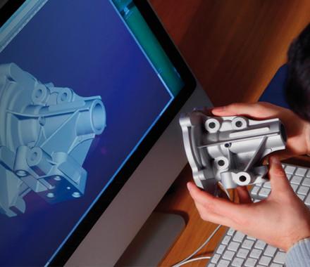 Elaborazione CAD CAM